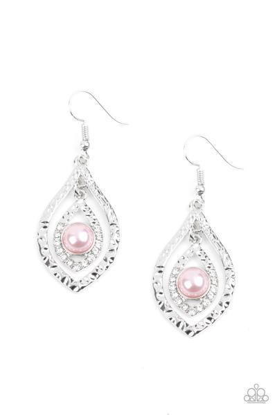 Breaking Glass Ceilings - Pink