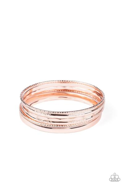 Top Of The Heap - Rose Gold