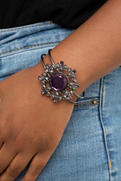 Elaborate Elegance - Purple