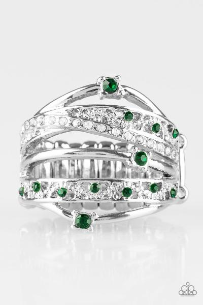 Making The World Sparkle - Green