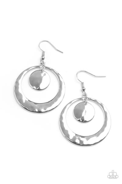Rounded Radiance - Silver