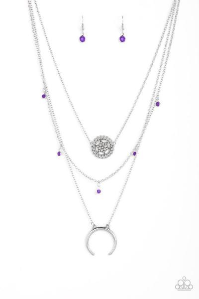 Lunar Lotus - Purple