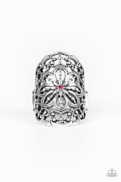 Majestic Mandala - Pink